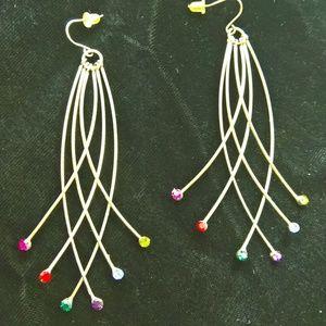 Jewelry - Bohemian Drop Earrings